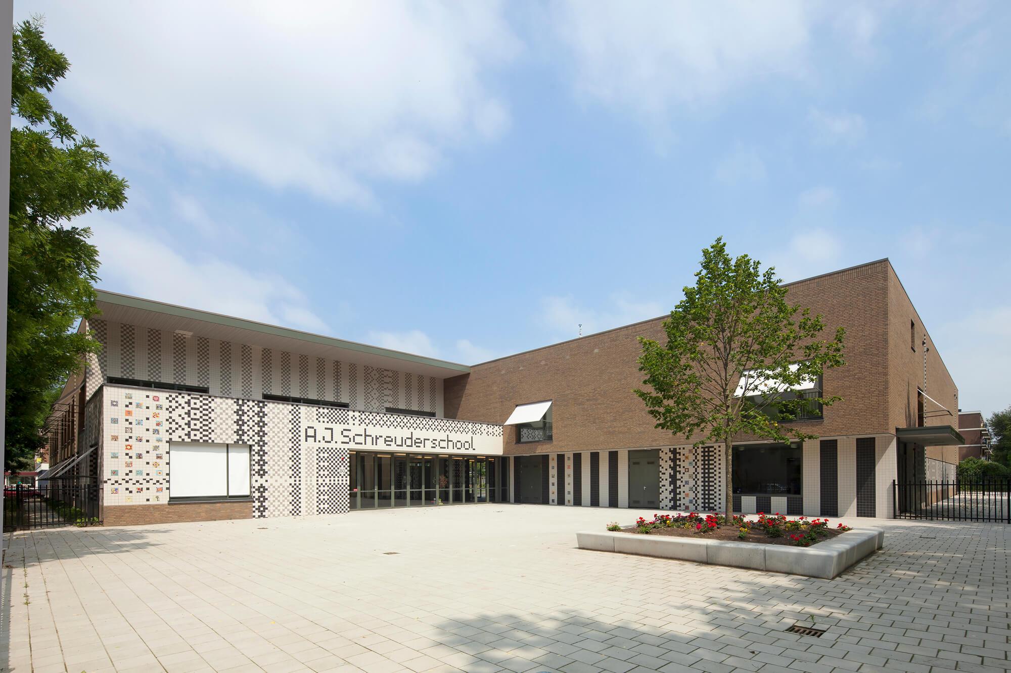 A.J. Schreuderschool, school voor Zeer Moeilijk Lerende Kinderen (ZMLK)