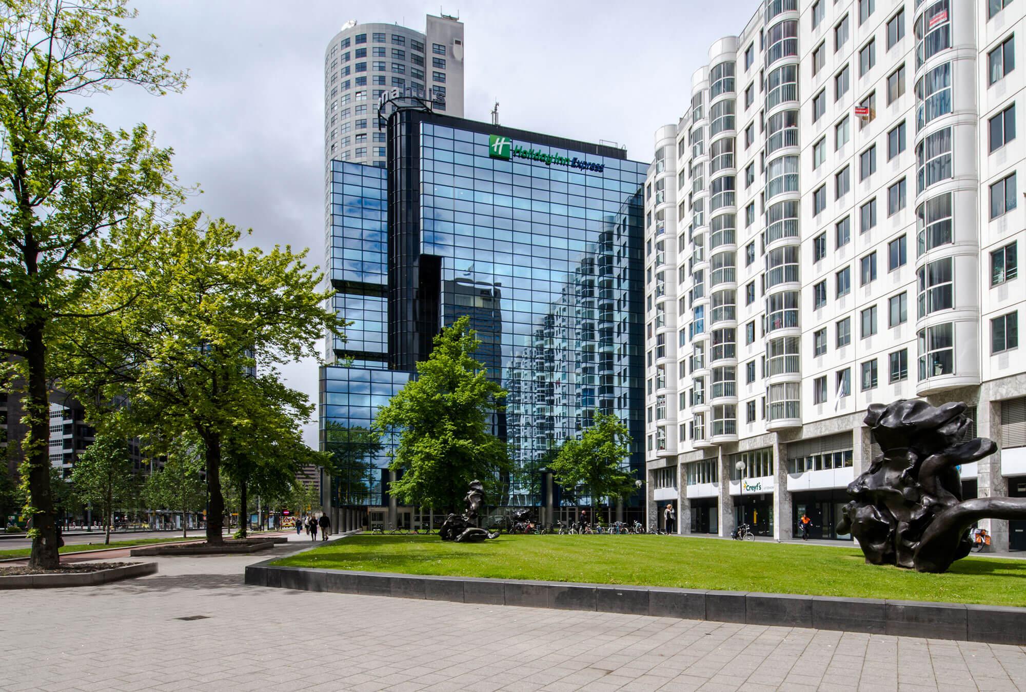 Holiday Inn Express Rotterdam Centre