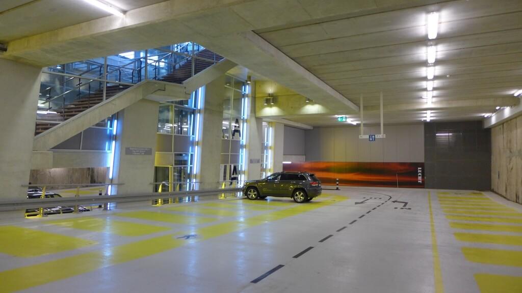 Parkeergarage Kruisplein