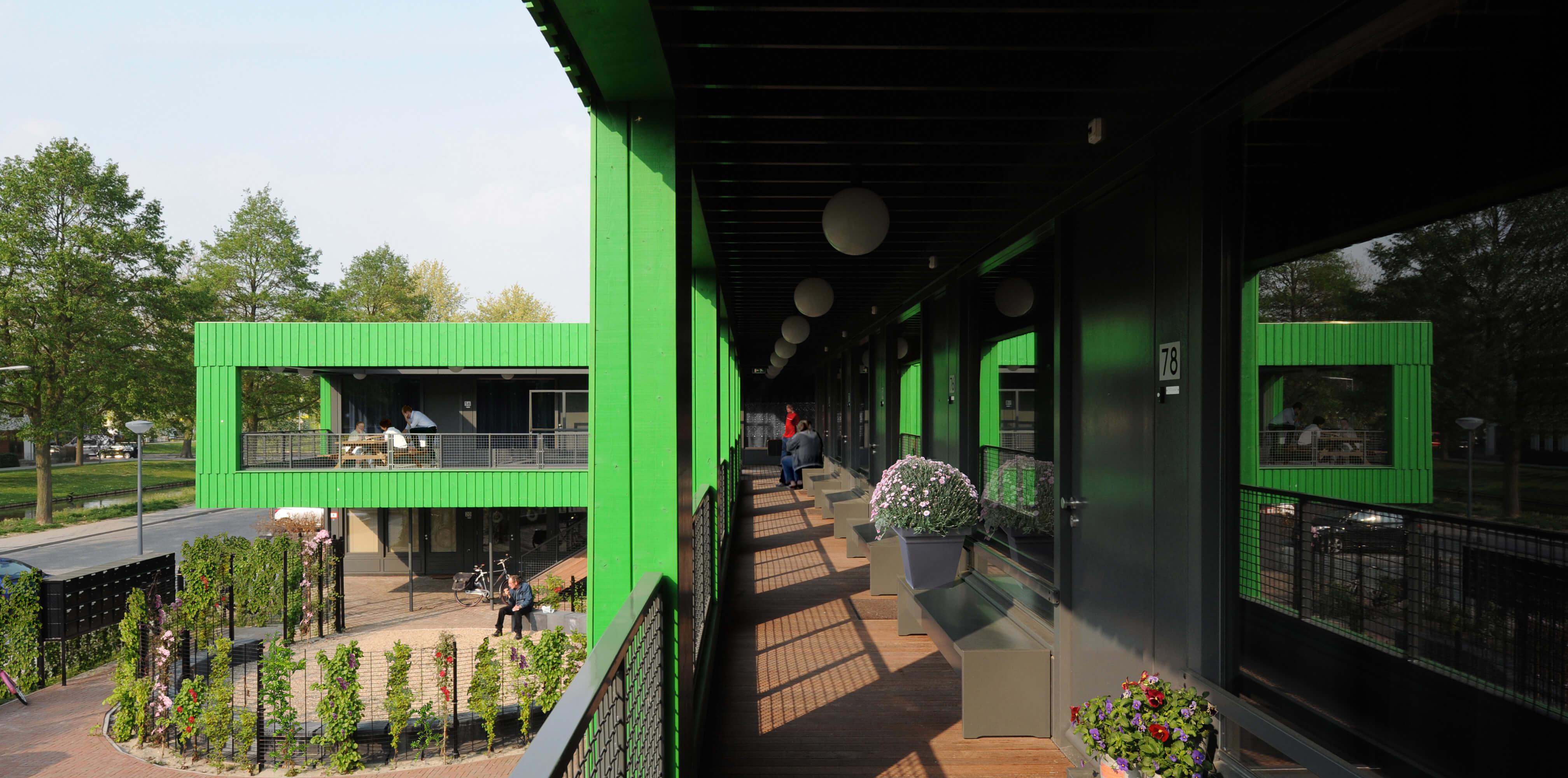 Fotografie: Van Bergen Kolpa architecten