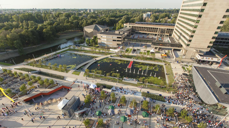 Parkeergarage Erasmus Universiteit