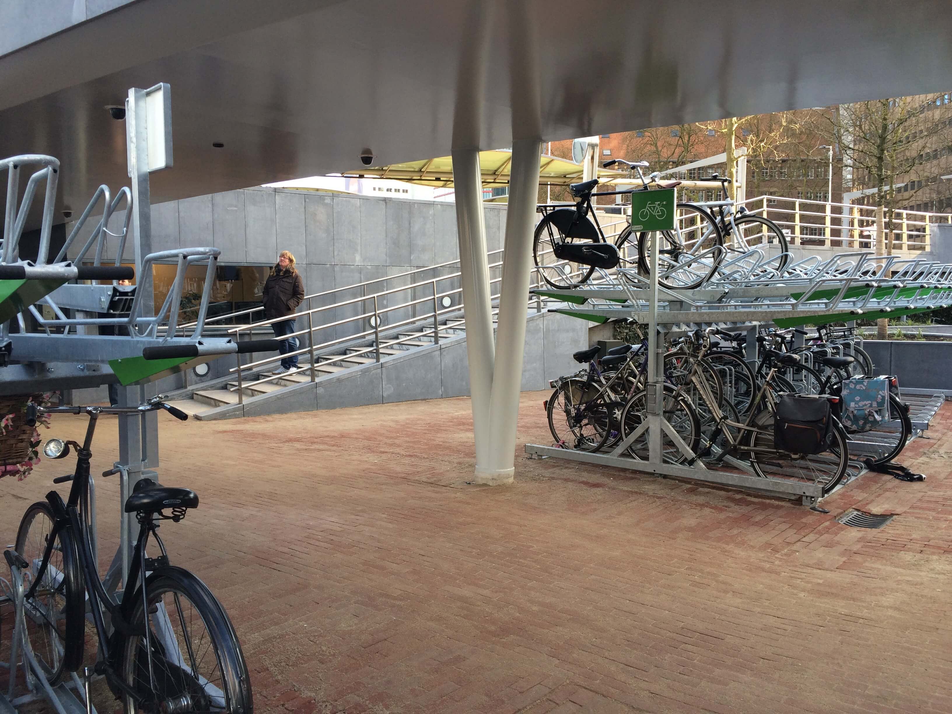 Fietsenstalling Station Blaak