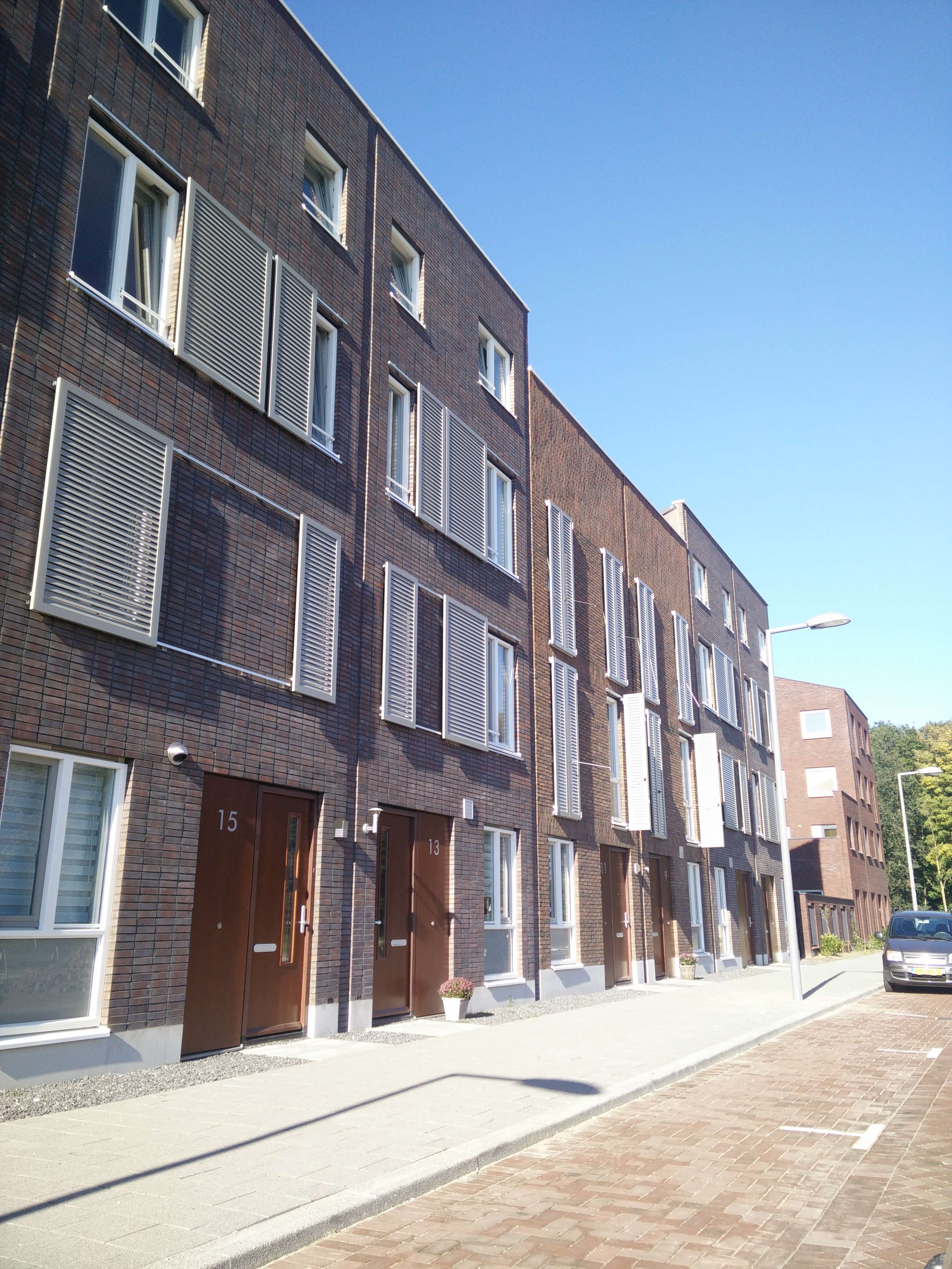 Woningbouw Tinbergenlaan