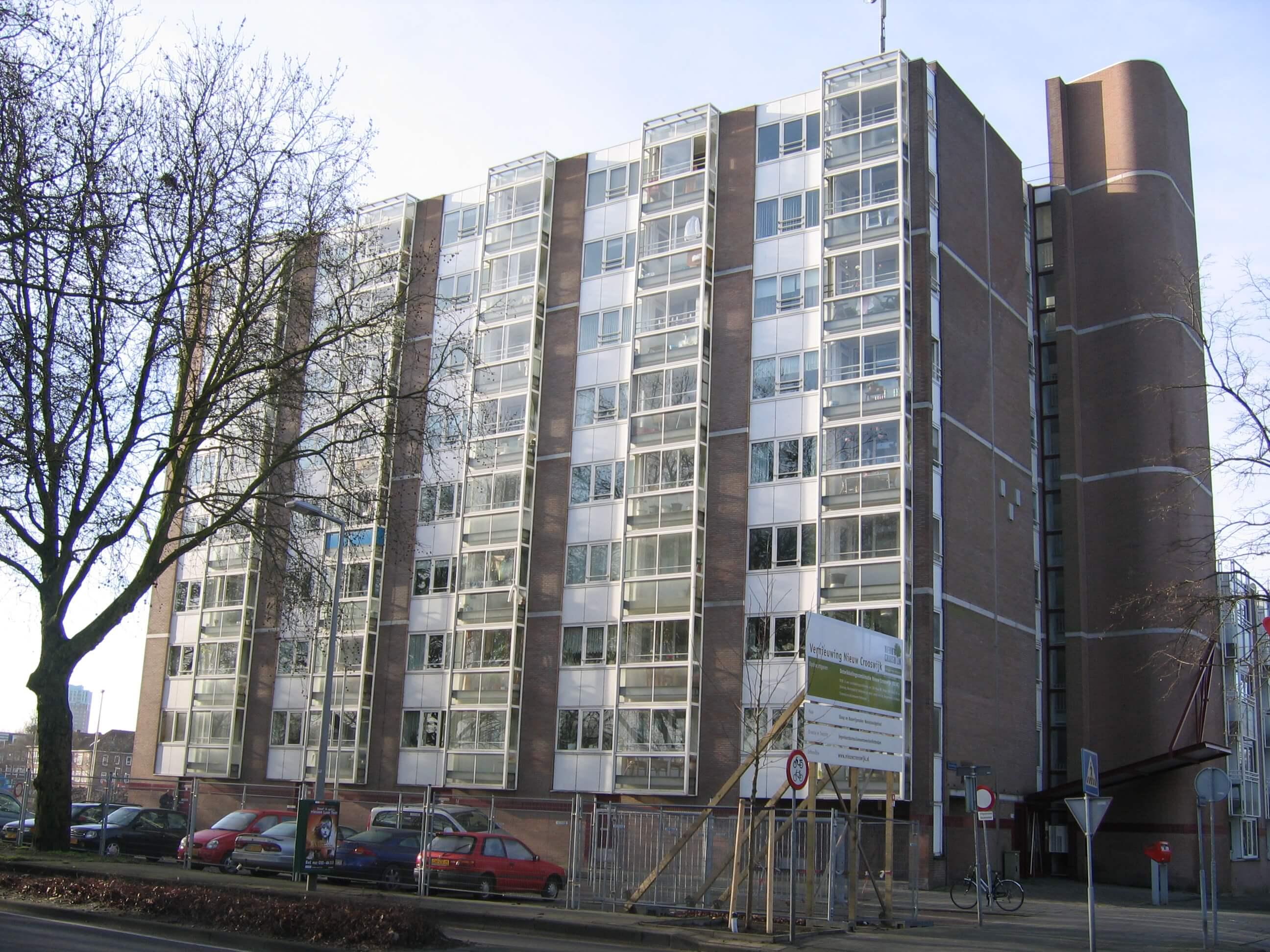 Lanenflat Nieuw Crooswijk
