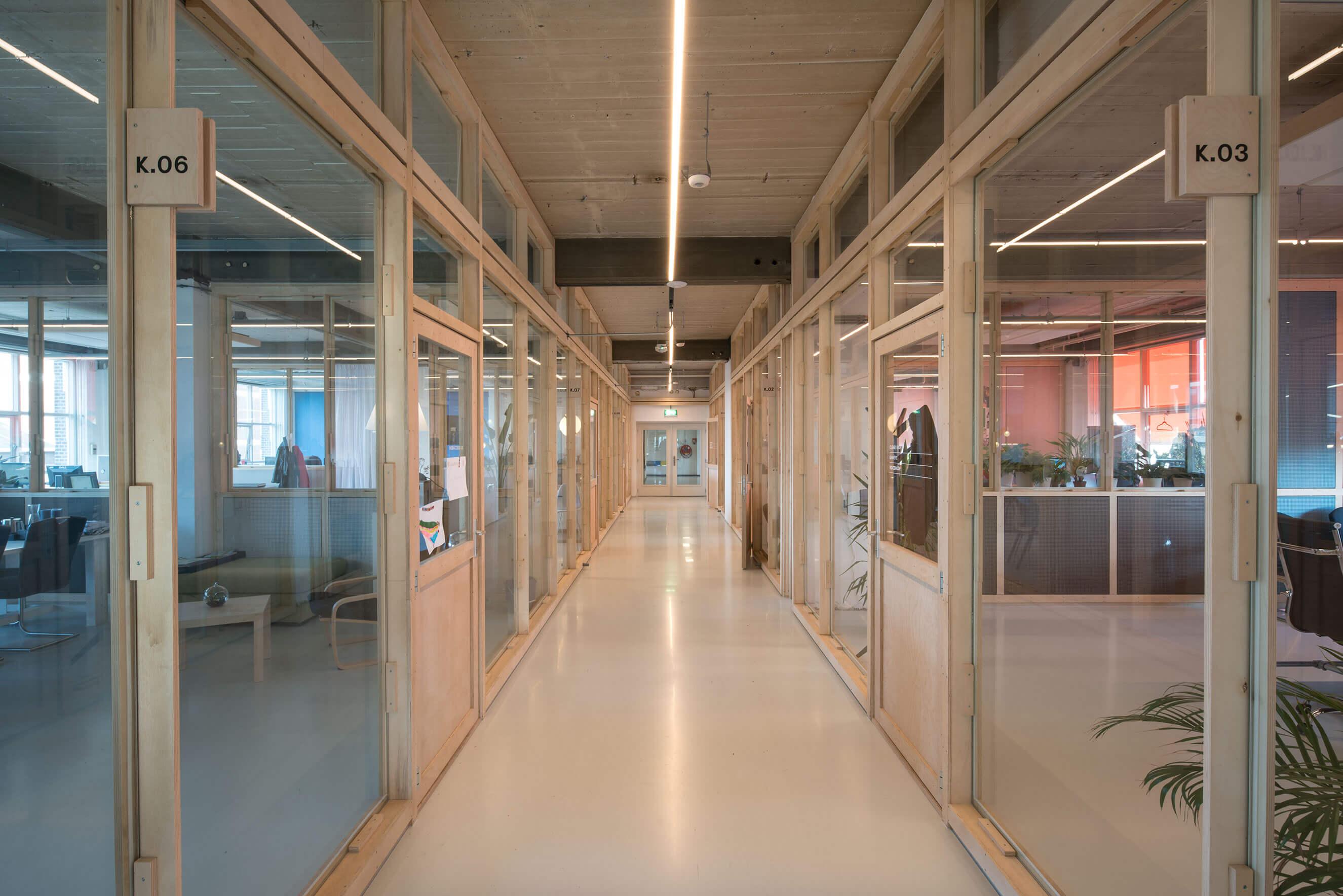 Het Industriegebouw