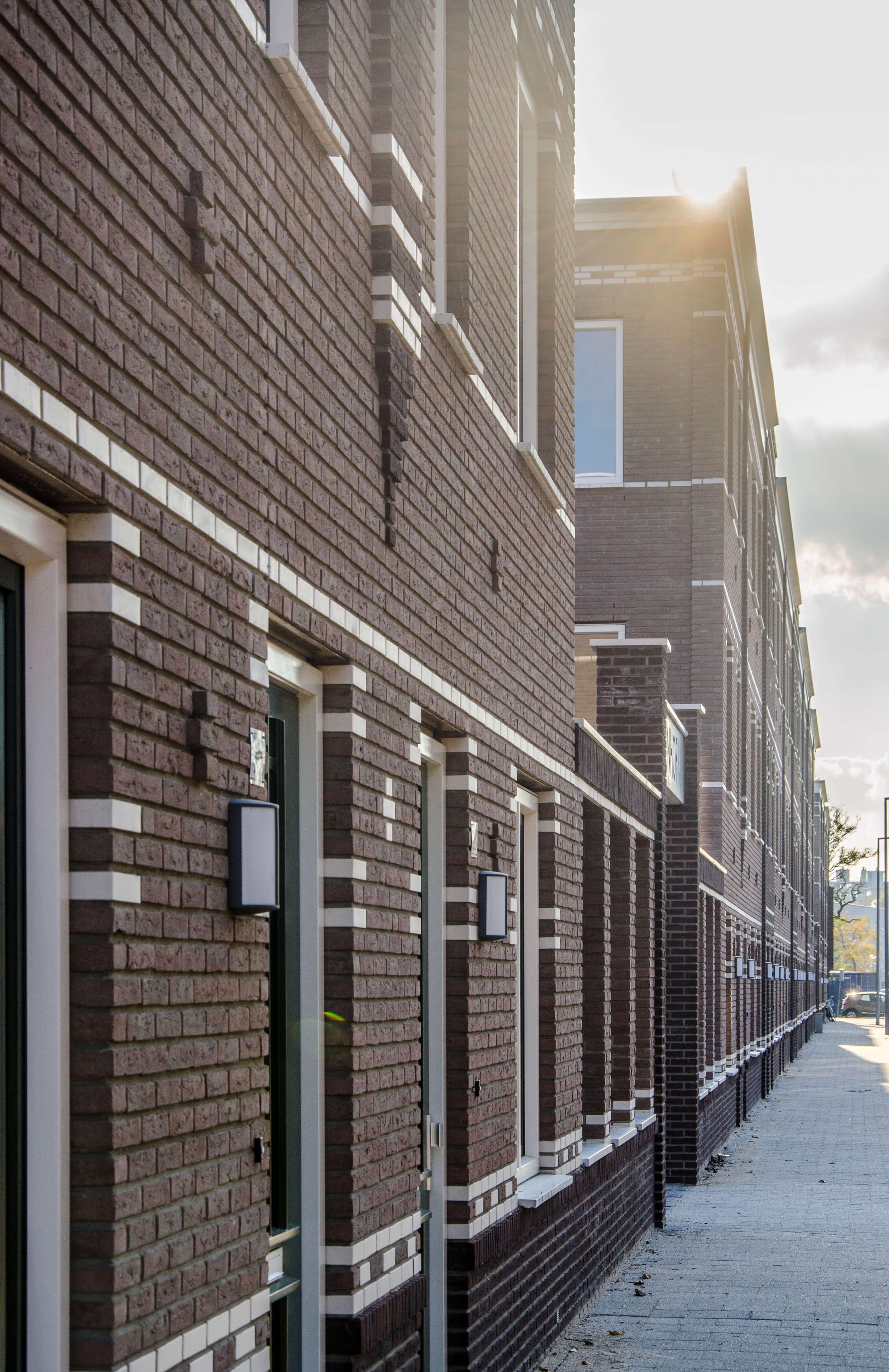 Langsaanzicht - A3 Architecten