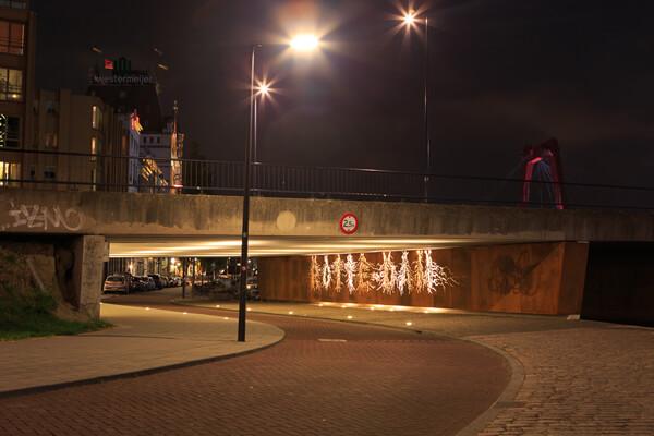 Wijnhaventunnel ROTTE-DAM