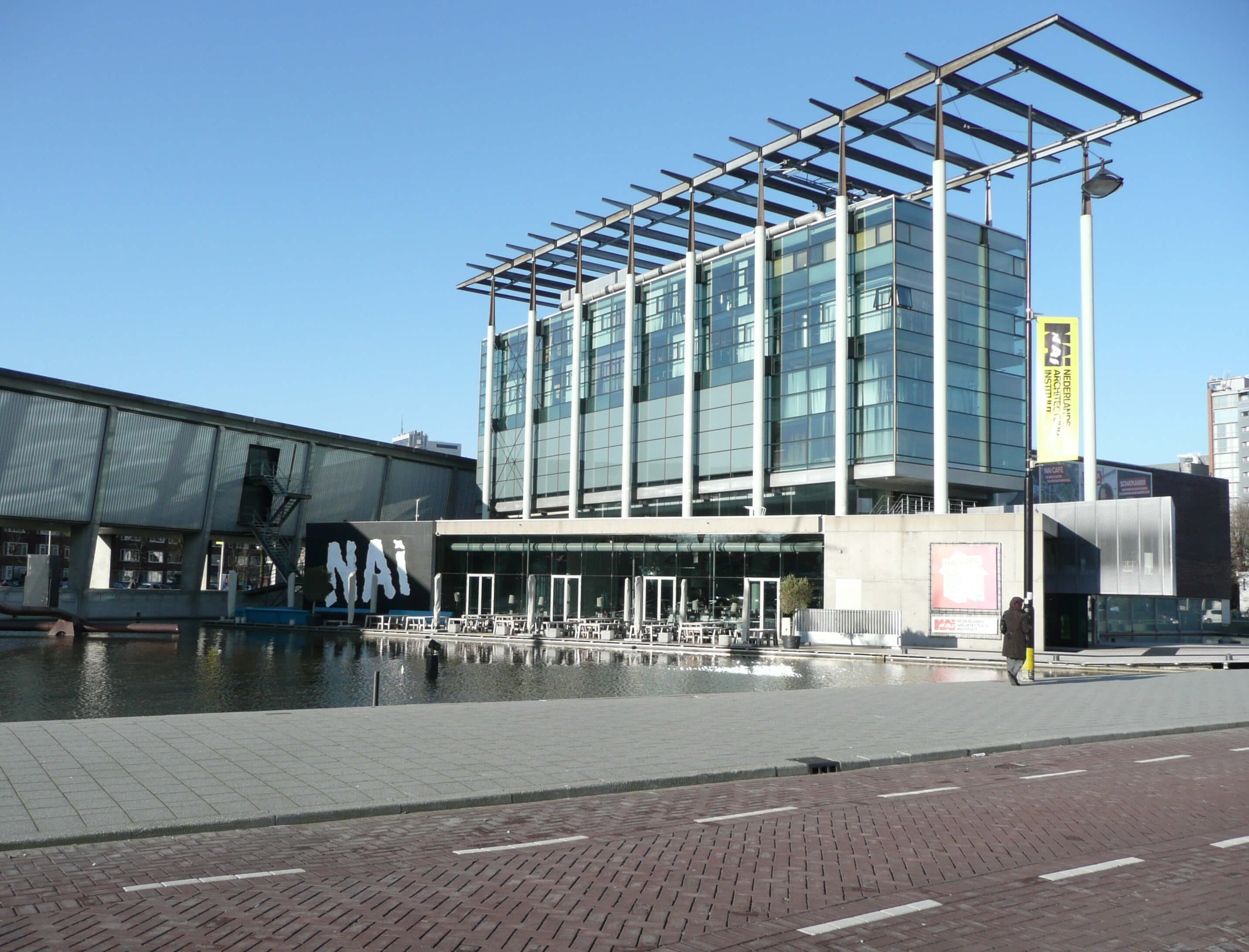 Het Nieuwe Instituut (voorheen NAi)