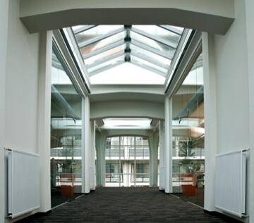 kantoor Vestia Stadswonen
