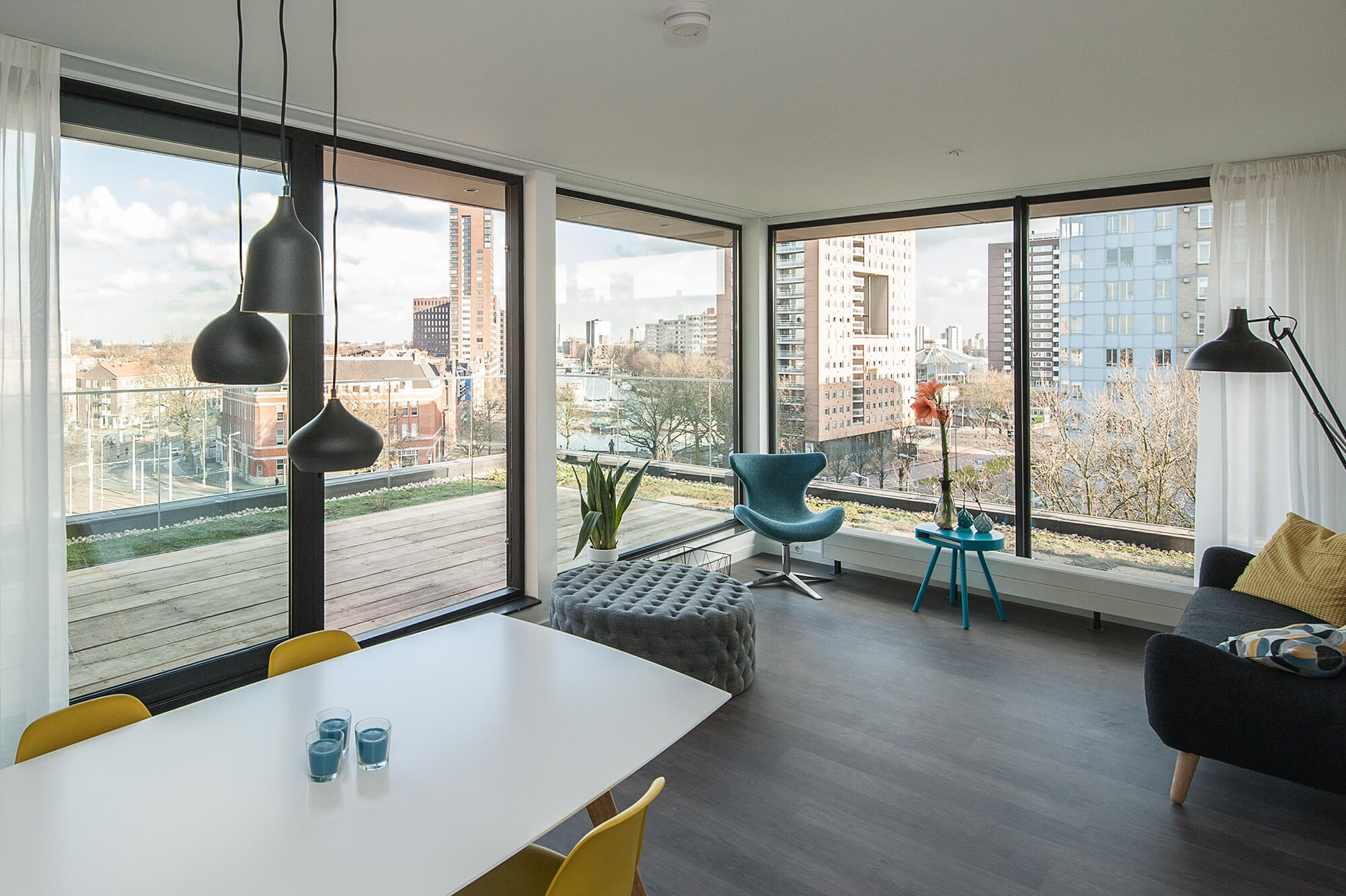 Penthouses Oostplein