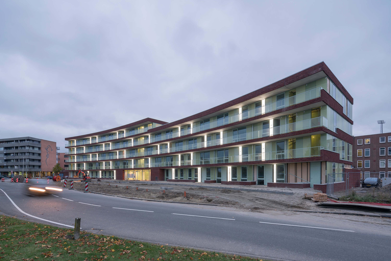 Schieoevers Blok 1