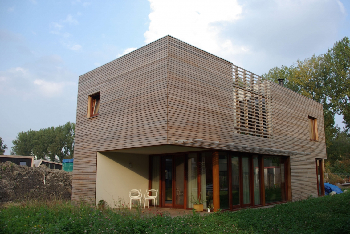 Woonhuis ralph en petra rotterdam architectuurprijs for Woonhuis rotterdam