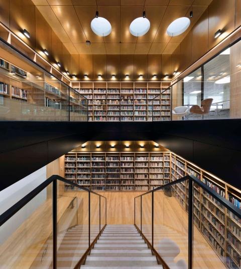 Universiteitsbibliotheek, Erasmus Universiteit Rotterdam
