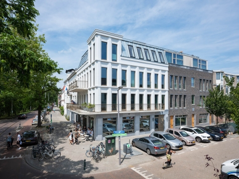 Noordsingel Lofts
