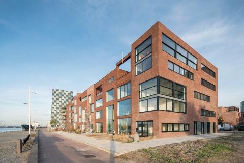Müllerpier: lifetime-woningen met een fenomenaal uitzicht