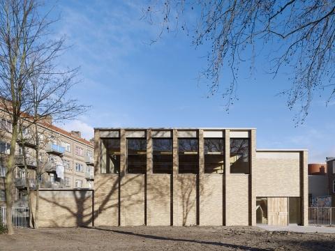 Gymzaal De Adamshof