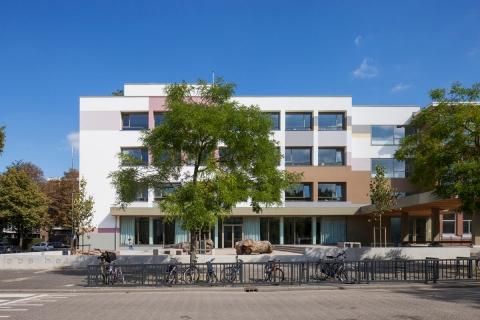 OBS Het Landje, transformatie voormalige Hildernisseschool