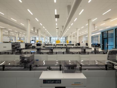 STAR -shl Laboratorium