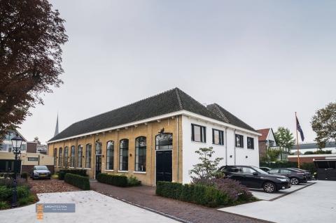 Kantoor Compass Infrastructuur te Oud-IJsselmonde
