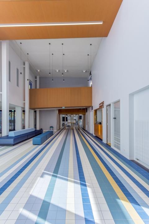 Renovatie en uitbreiding Hoornbeeck College Rotterdam