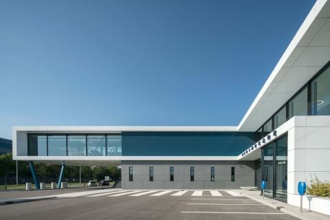 Nieuwbouw kantoor en ADR-opslag Marine Care