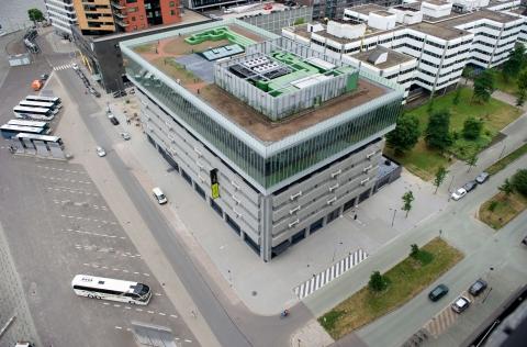 Joulz gebouw