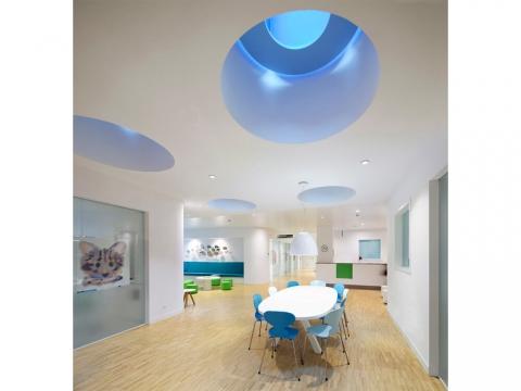 Kinderoogcentrum, Het Oogziekenhuis Rotterdam