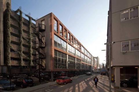Werkgebouw Boomgaardsstraat