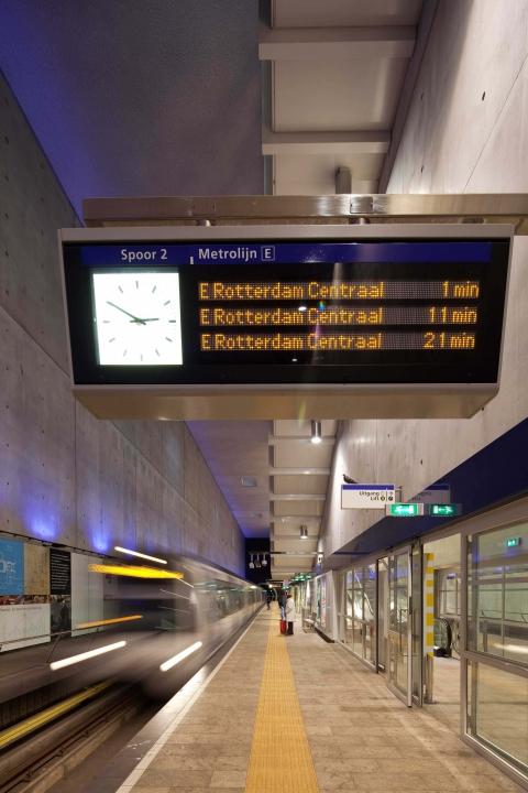 RandstadRailstation Blijdorp