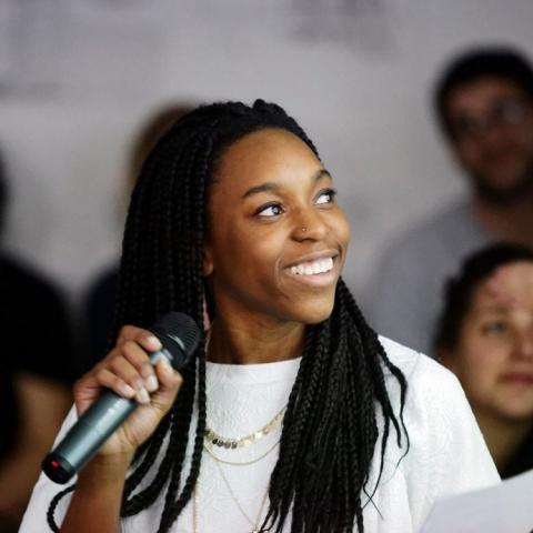 Nyasha Harper-Michon