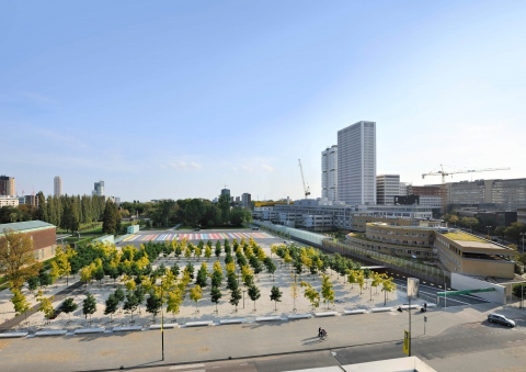 Museumpark Parkeergarage