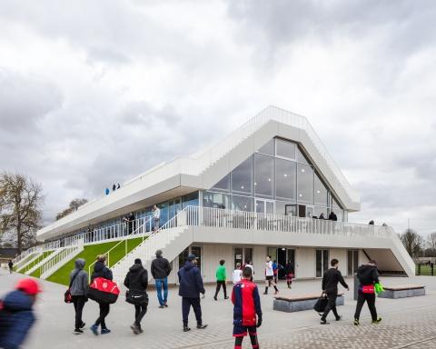 Sportcomplex Olympia