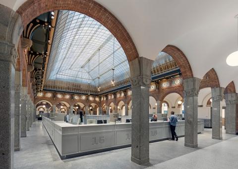 Stadswinkel Stadhuis Rotterdam