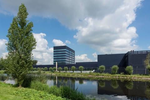 Veilingwegcomplex Politie Rotterdam