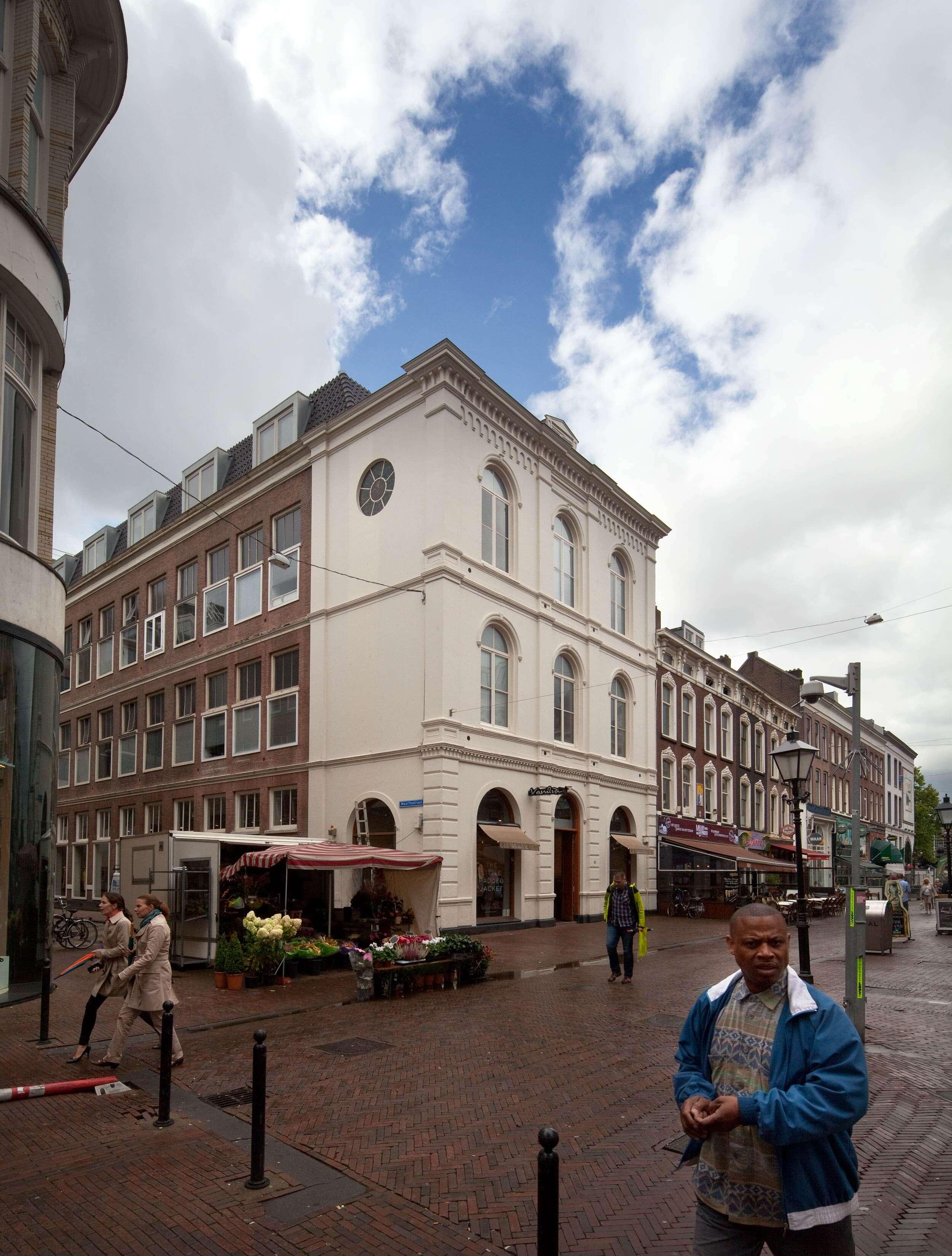 Mauritsstraat 249-251