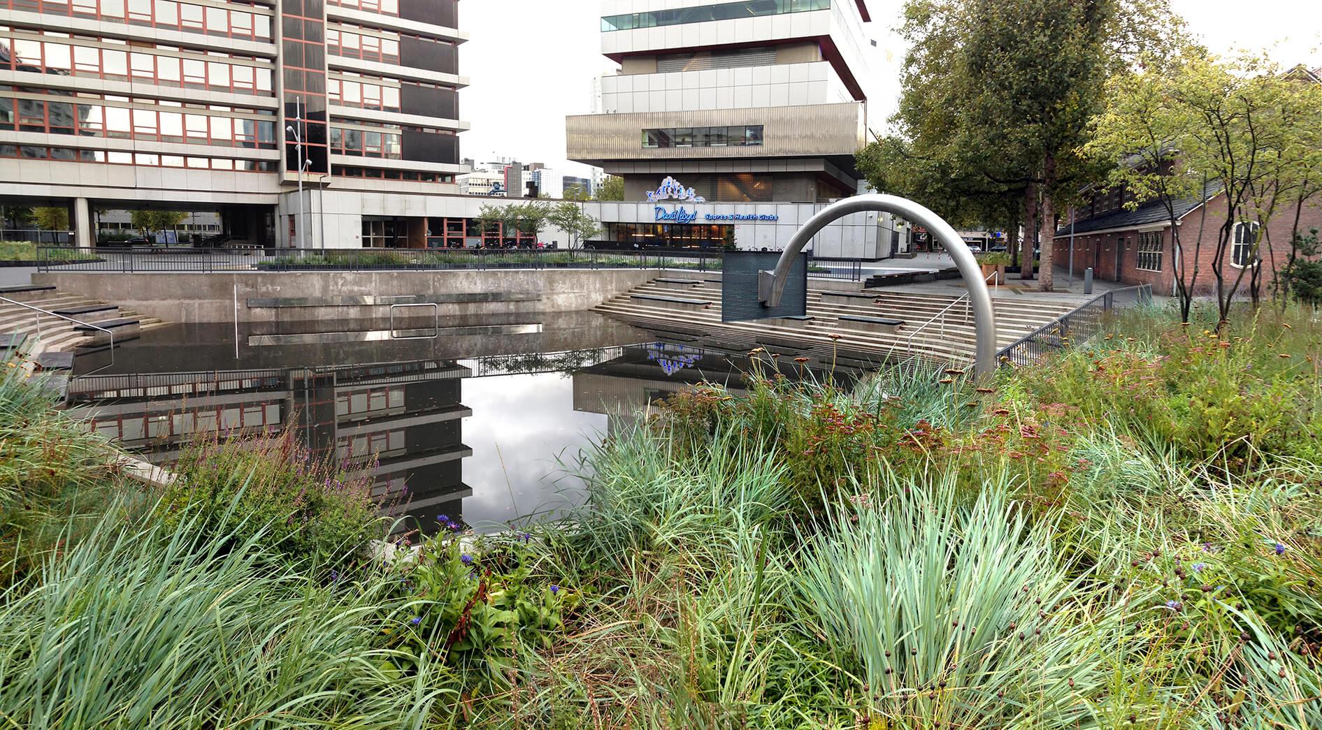 Waterplein Benthemplein
